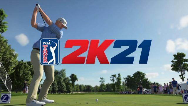 Justin Thomas featured on cover of PGA TOUR 2K21