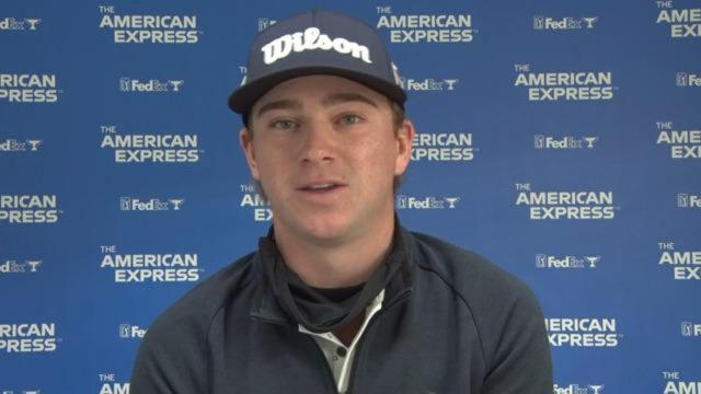 John Augenstein on his decision to turn pro prior to The American Express