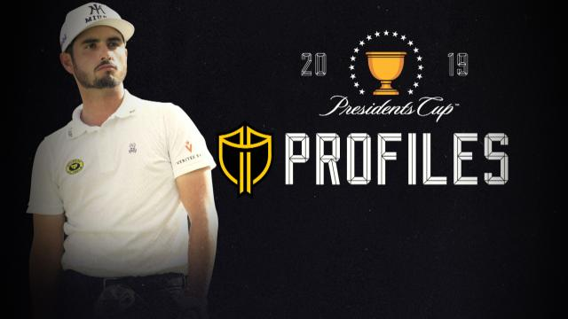 Abraham Ancer | Presidents Cup Profiles
