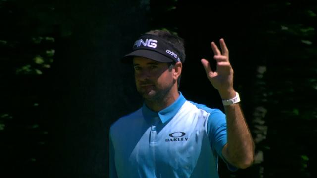 Today's Top Plays: Bubba Watson birdie chip shot for Shot of the Day