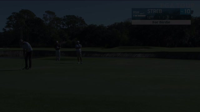 Robert Streb's Round 2 highlights from The RSM Classic