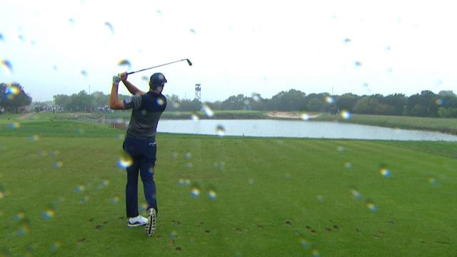 Best shots in the rain