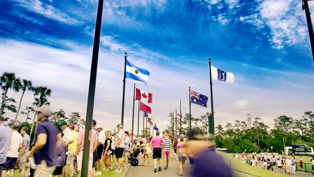 THE PLAYERS Championship welcomes global fans of golf