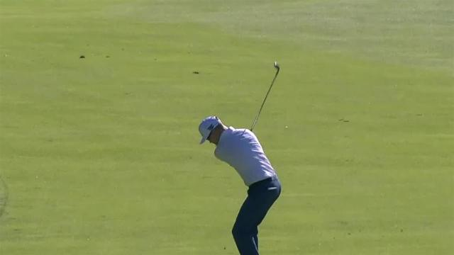 Zach Johnson uses nice approach to set up birdie at RBC Canadian