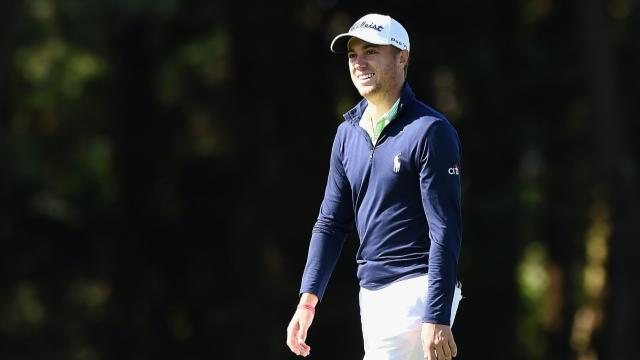 PGA TOUR | Justin Thomas' best shots from THE CJ CUP
