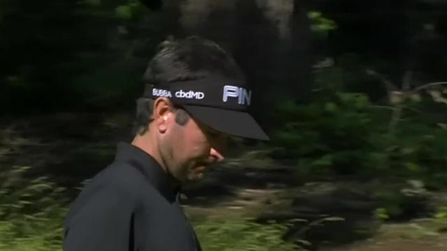 Bubba Watson's Round 2 highlights from Travelers