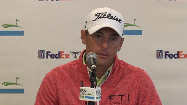 Charles Howell III contrast careers before The RSM Classic