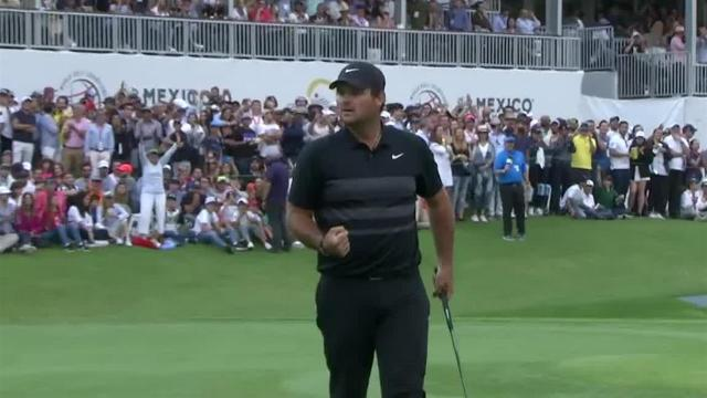Patrick Reed cards clutch birdie at WGC-Mexico