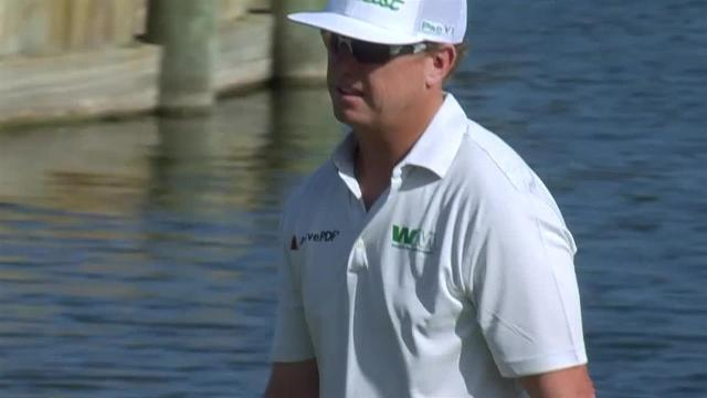 Charley Hoffman's solid birdie putt at THE PLAYERS
