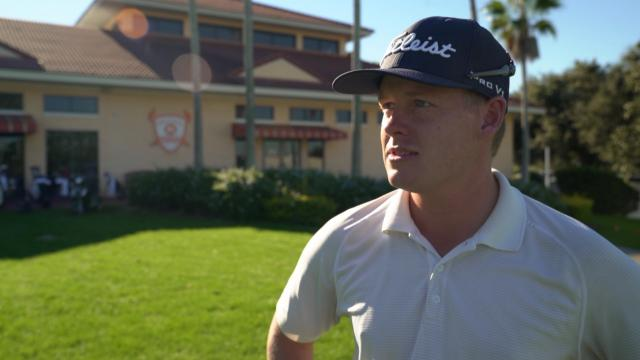 Shad Tuten interview after securing guaranteed starts via Final Stage