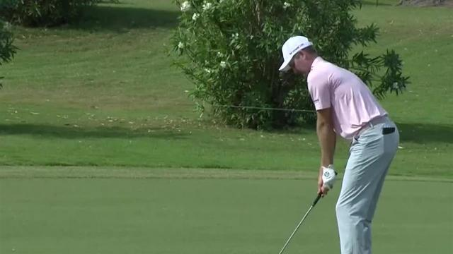Brendon Todd's tight approach at Bermuda
