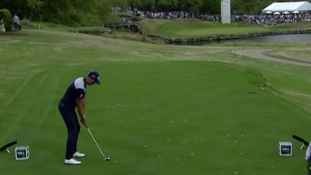 Henrik Stenson's solid tee shot sets up 1-foot birdie at WGC-Dell Match Play