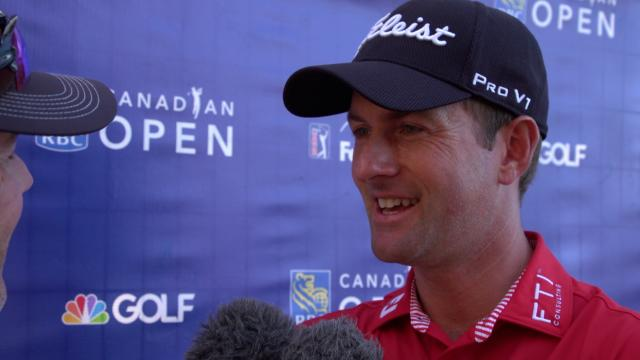 Webb Simpson comments after Round 3 of RBC Canadian