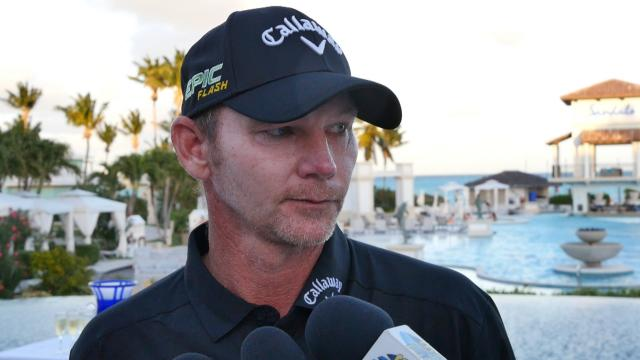 Tommy Gainey interview after winning Great Exuma