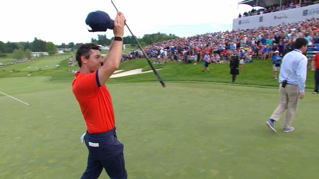 Rory McIlroy's Round 4 highlights from the RBC Canadian
