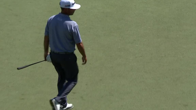 Chez Reavie sinks 38-footer for birdie at Valspar