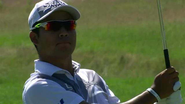 Hideki Matsuyama's brilliant approach at 3M