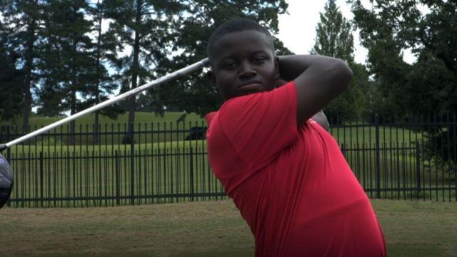 Meet Solomon Dobbs, a Drew Charter School and First Tee of Metro Atlanta alum