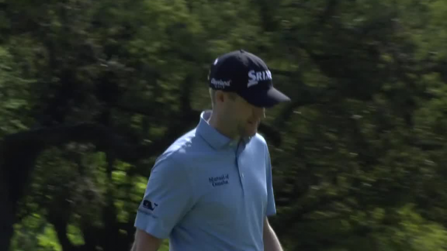 Russell Knox's long approach sets up birdie at WGC-Dell Match Play