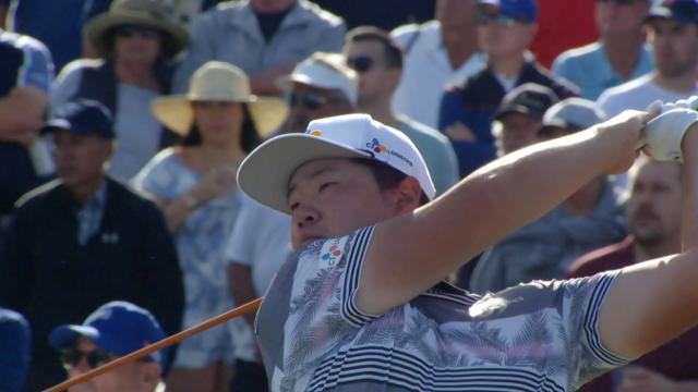 PGA TOUR | Sungjae Im earns first-career victory at Honda