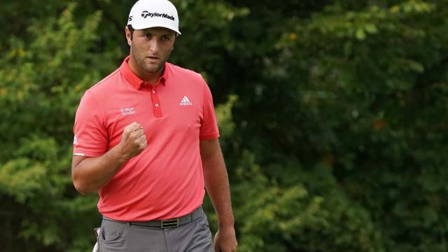PGA TOUR   Jon Rahm wins in exciting finish at BMW