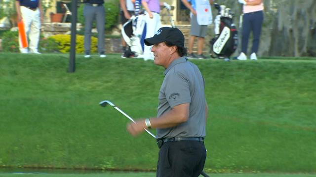 Phil Mickelson Round 1 highlights from Arnold Palmer