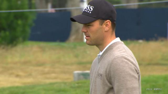 Martin Kaymer's clutch eagle putt on No. 4 at PGA Championship