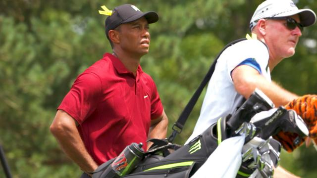 Tiger Woods' success in California