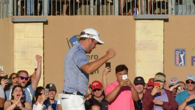 Corey Conners earns first PGA TOUR victory at Valero