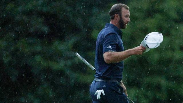 PGA TOUR | Dustin Johnson wins by 11 shots at THE NORTHERN TRUST
