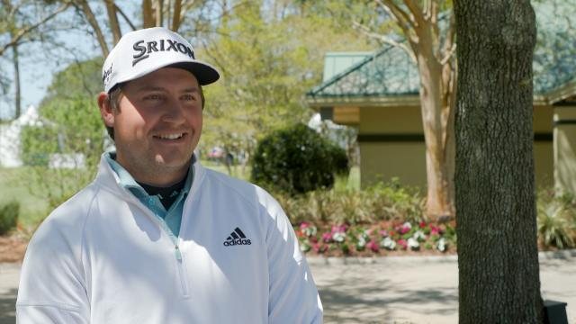 PGA TOUR | Andrew Novak comments after Round 2 of Emerald Coast Classic