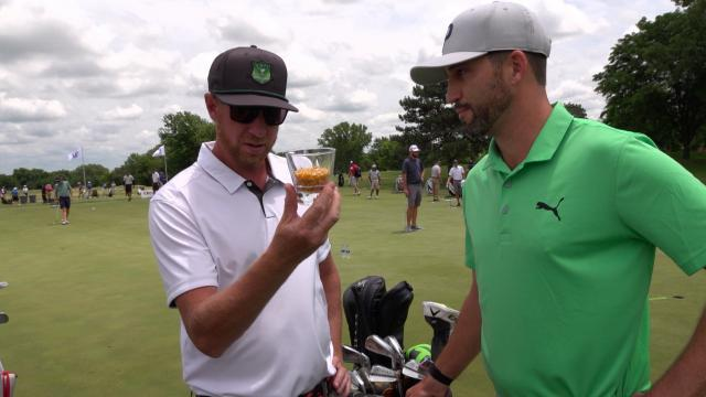 Kernel guessing game with Korn Ferry Tour pros at Wichita Open