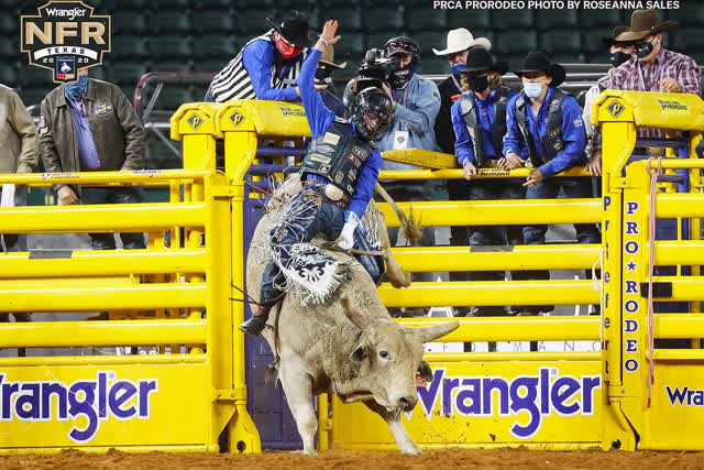 Las Vegas Review Journal Sports | 2020 NFR Texas 2nd go-round highlights – VIDEO