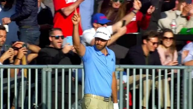 Dustin Johnson's best shots from 2019-20… so far