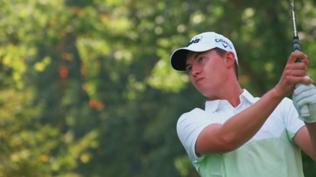 Maverick McNealy's confidence grows with each event on the PGA TOUR