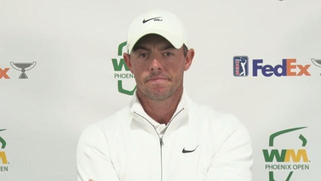 Rory McIlroy on his decision to play Waste Management for the time