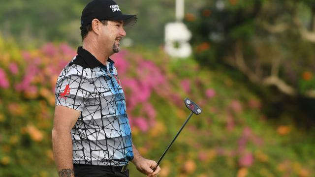 Rory Sabbatini's Round 2 highlights from the Sony Open