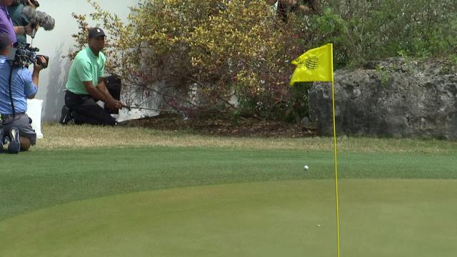 Brandt Snedeker vs. Tiger Woods highlights from WGC-Dell Match Play