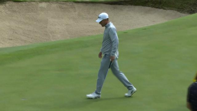 Charles Howell III jars lengthy birdie putt at THE CJ CUP