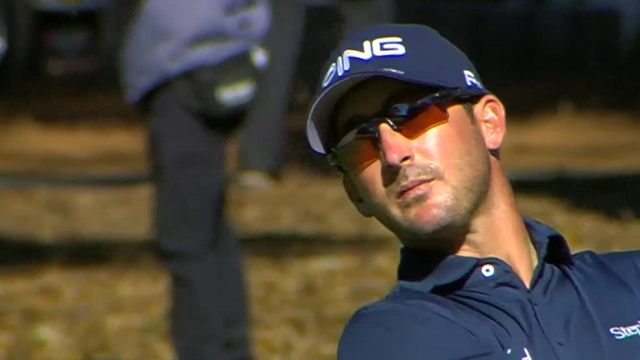 Andrew Landry makes birdie on No. 1 at RBC Heritage