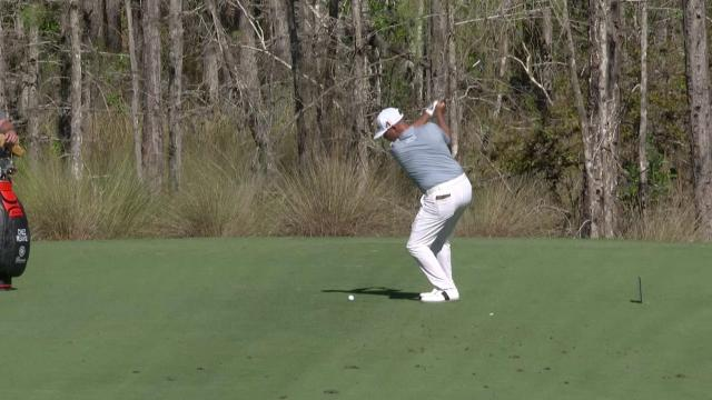 Today's Top Plays: Chez Reavies spectacular ace for Shot of the Day