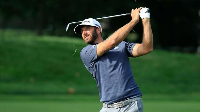 Dustin Johnson's Round 3 highlights from BMW