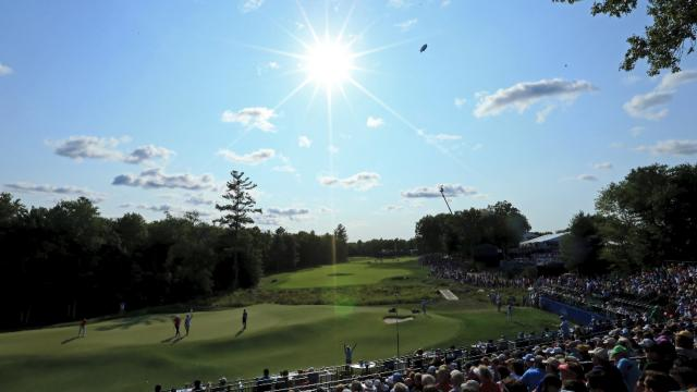The best moments and challenges of No. 18 at TPC Boston