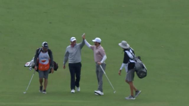 Today's Top Plays: Mark Anderson's eagle hole-out tops Shots of the Week