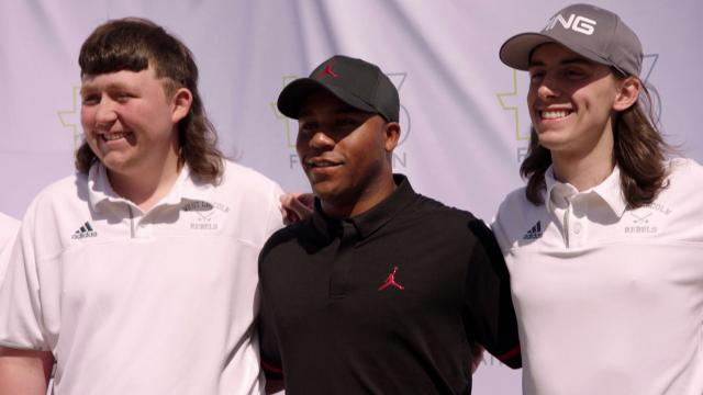 Harold Varner III is giving back after 4 years on TOUR