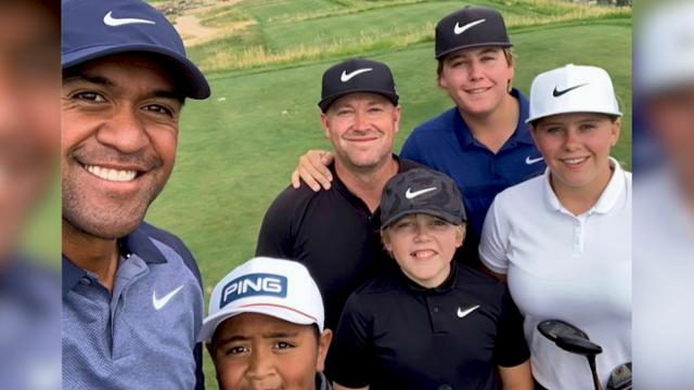 Tony Finau and Summerhays family relationship