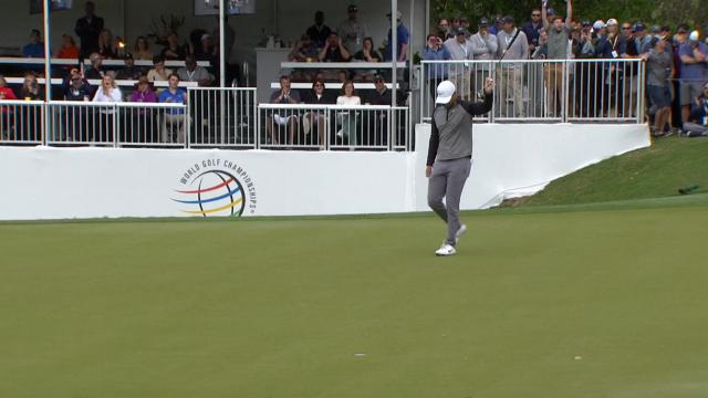 Today's Top Plays: Lucas Bjerregaard sinks 29-foot eagle putt for Shot of the Day