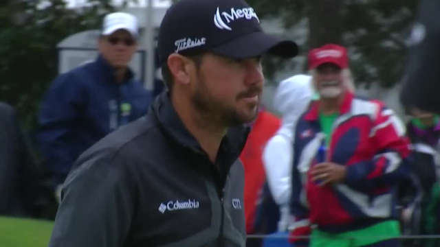 Brain Harman sinks 20-footer for birdie at THE PLAYERS