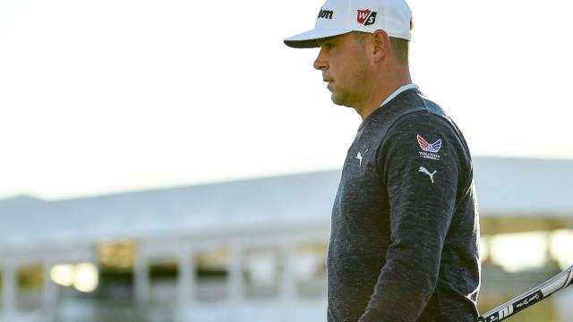 Today's Top Plays: Gary Woodland's eagle hole-out is the Shot of the Day