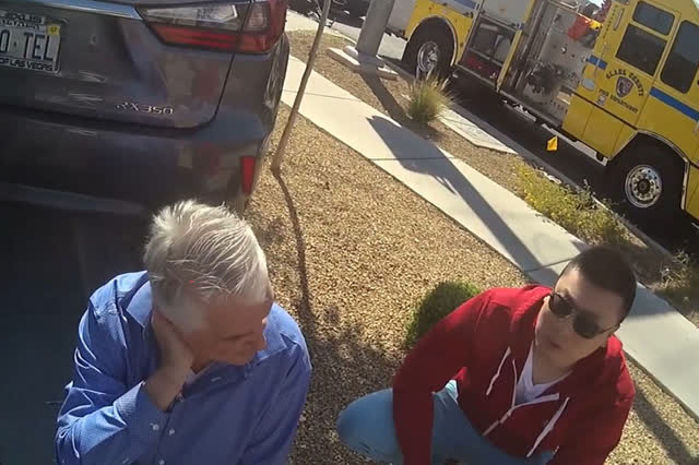 Las Vegas Review Journal News | Video from Sisolak crash released